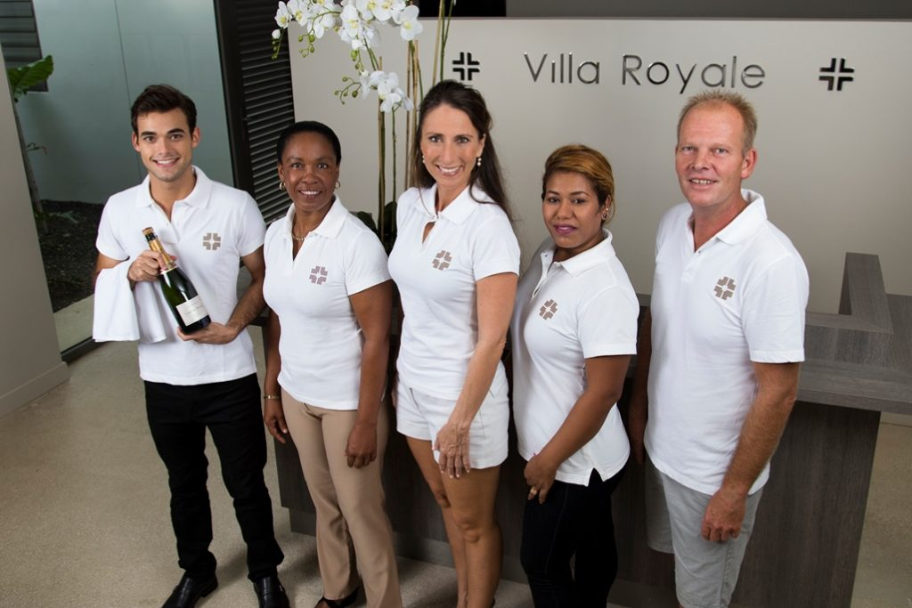 Villa Royale Team